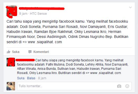 cara mengatasi spam boot htc di facebook