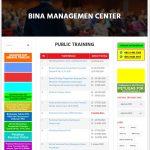 jasa pembuatan website public training