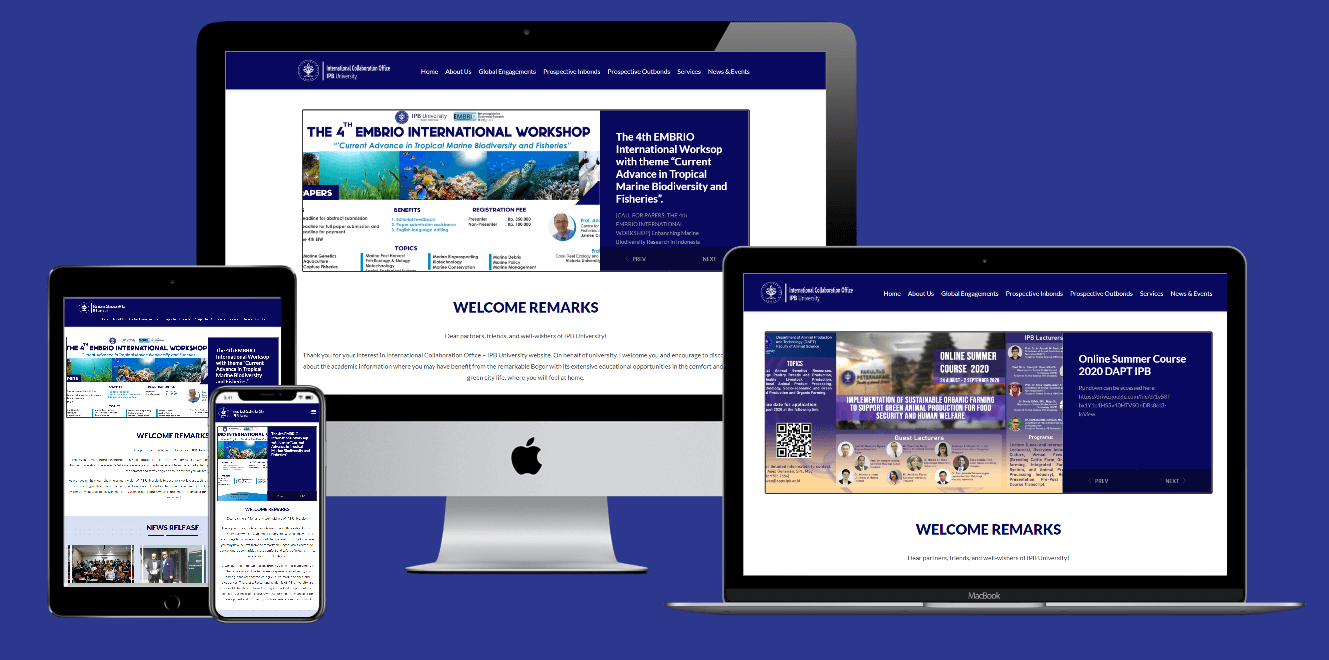 Jasa Pembuatan Website Universitas