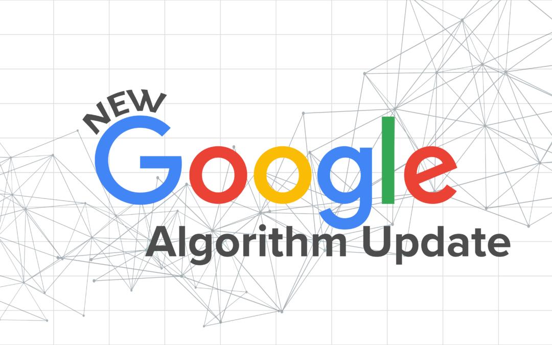 Algoritma Google 2021