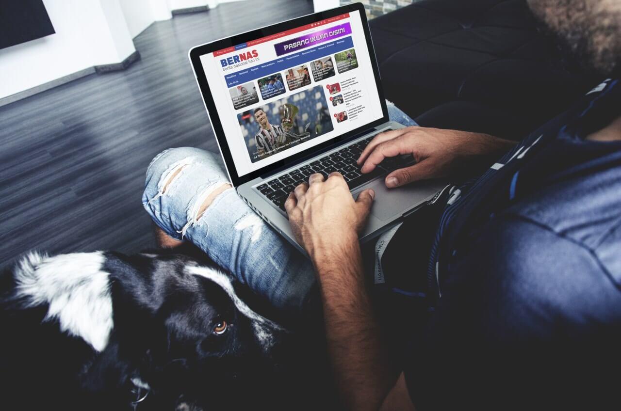 jasa website berita murah