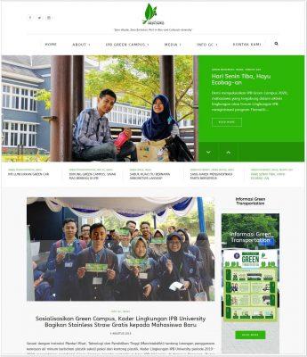 ipb green campus